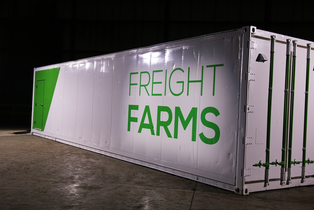 Freight Farms: Introducing a New Way of Farming