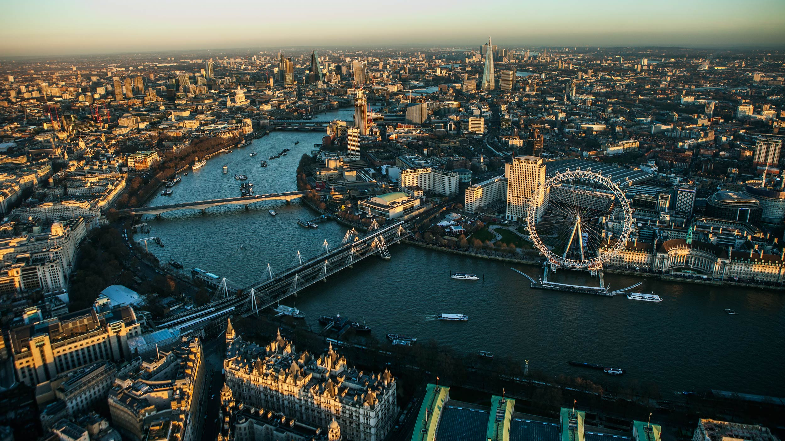 Citywide, Free-to-Use IoT Network Launched in London