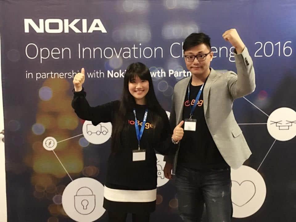 硅谷人工智能新创团队赢得2016诺基亚全球创新挑战赛