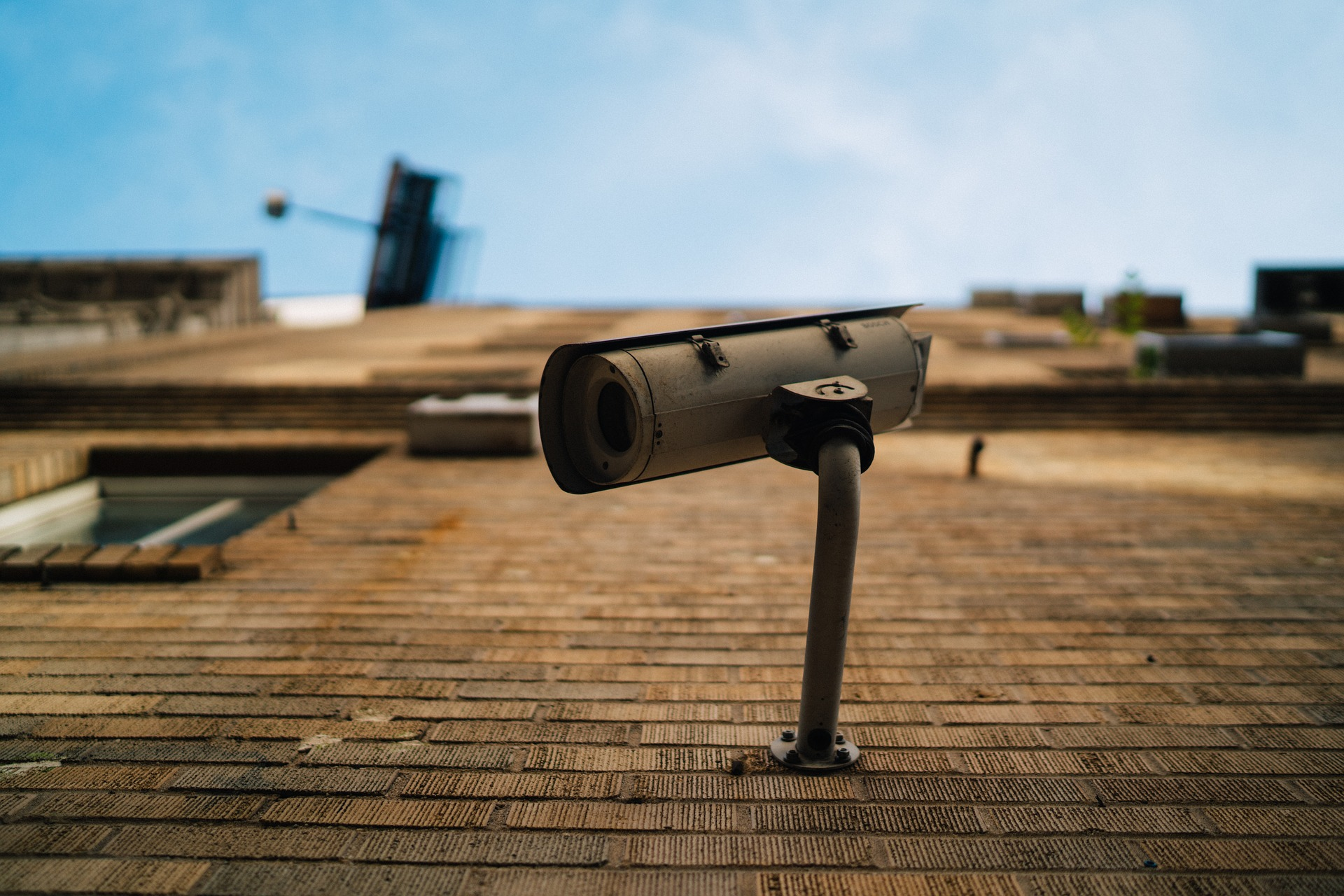 AI-Powered Surveillance Cameras Tighten Up Security