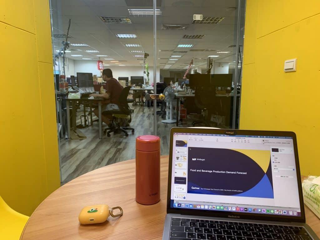 辦公室獨立工作間